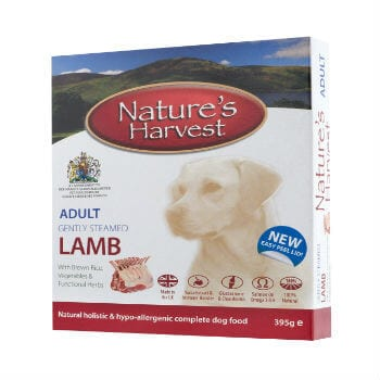 natures harvest adult lamb