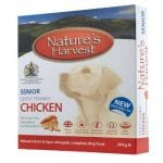 natures harvest senior chicken