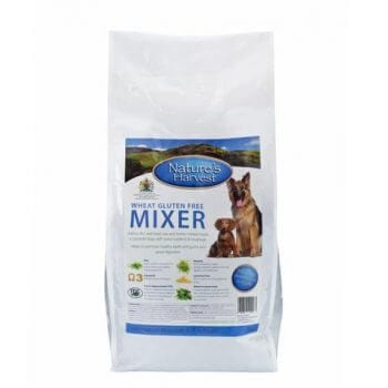natures harvest wheat gluten free mixer 3kg bag